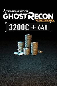 Carátula del juego Tom Clancy's Ghost Recon Wildlands Medium Pack 3840 Credits