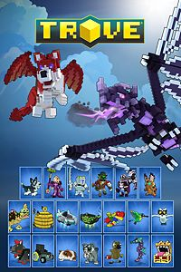 Carátula del juego Trove - Mega Menagerie Pack