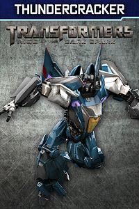 Carátula del juego Thundercracker Character de Xbox One