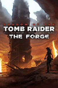 Carátula del juego Shadow of the Tomb Raider - The Forge