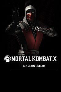 Carátula del juego Krimson Ermac