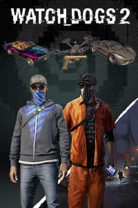 Carátula del juego Watch Dogs2 - Root Access Bundle