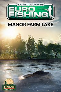 Carátula del juego Euro Fishing: Manor Farm Lake
