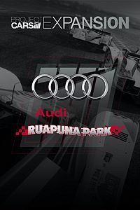Carátula del juego Project CARS - Audi Ruapuna Park Expansion