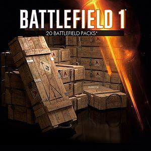 Battlefield™ 1 Battlepacks x 20 Xbox One
