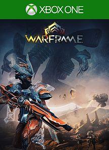 Warframe imagem da caixa