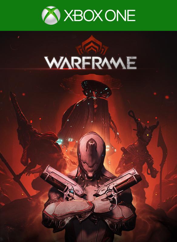 Warframe boxshot