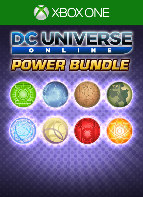 DC Universe Online: Power Bundle