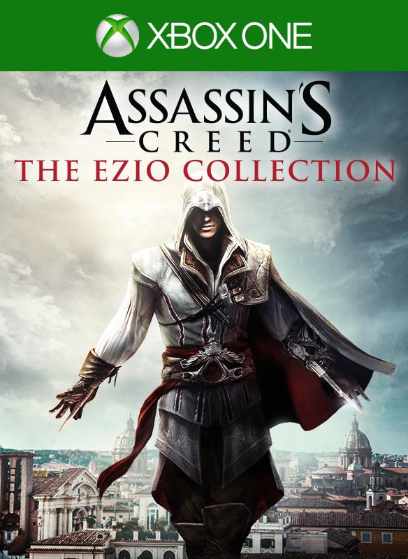 Assassin's Creed The Ezio Collection boxshot