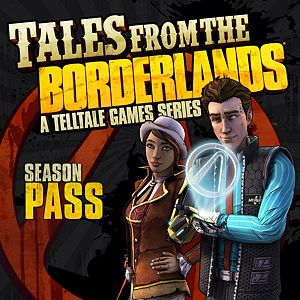 Tales from the Borderlands - Season Pass (Episodes 2-5) Xbox One