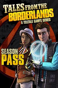 Carátula para el juego Tales from the Borderlands - Season Pass (Episodes 2-5) de Xbox 360