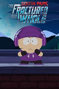 Carátula del juego South Park: The Fractured but Whole - Super Streamer Starter Kit