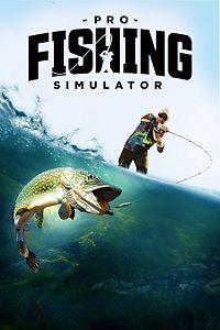Carátula para el juego Pro Fishing Simulator de Xbox 360