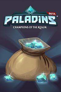 Carátula del juego 800 Paladins Crystals de Xbox One