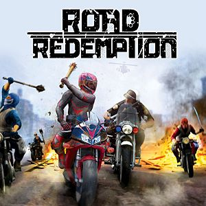 Road Redemption Xbox One