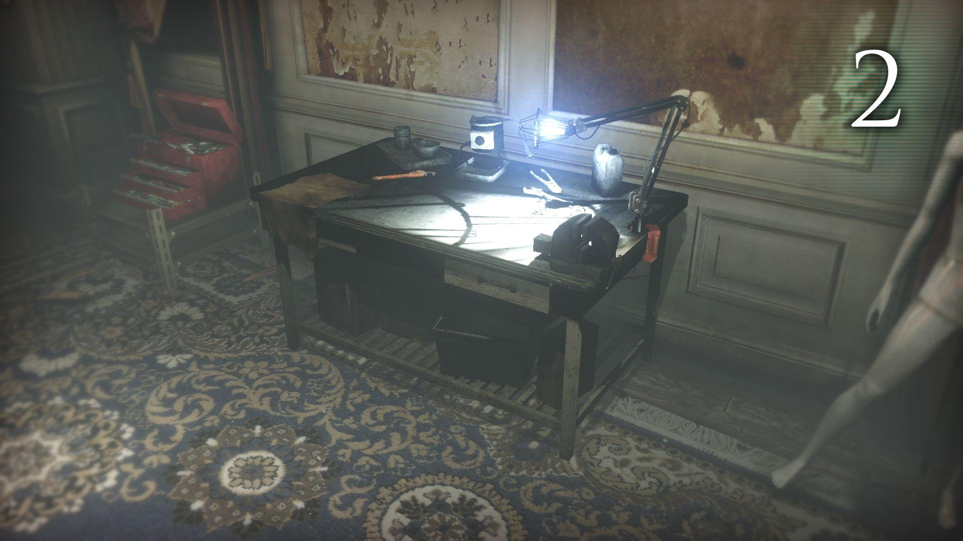 Raid Mode: Weapon Storage B