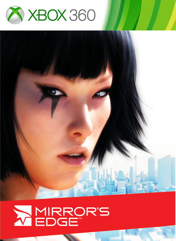 Mirror's Edge™ boxshot