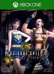Resident Evil 0 - Costume Pack 1 boxshot