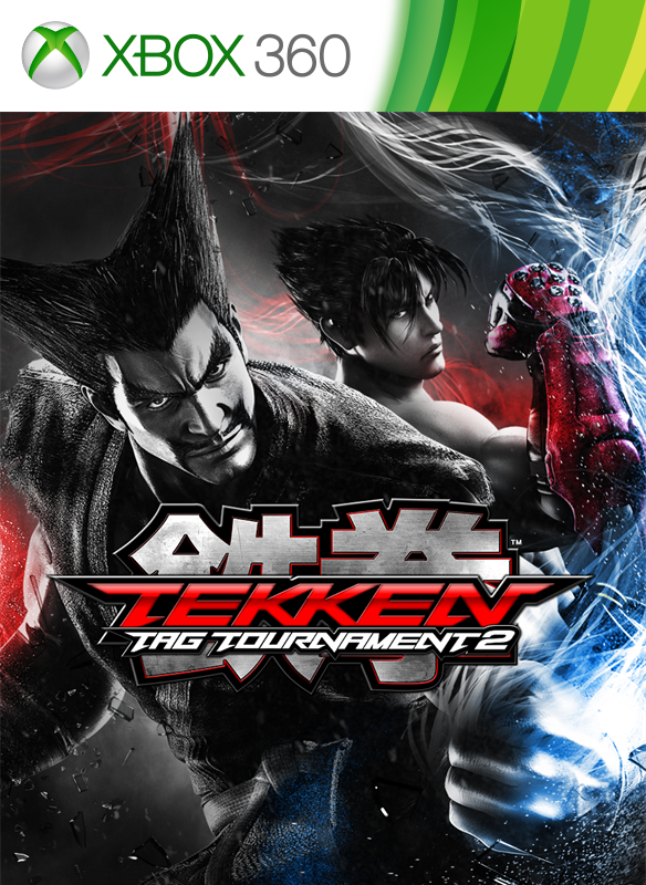 TEKKEN TAG TOURNAMENT 2 boxshot