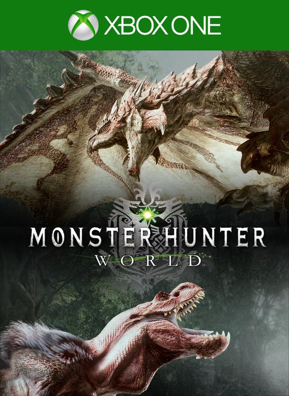 MONSTER HUNTER: WORLD™ Digital Deluxe Edition boxshot