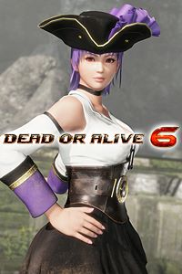 Carátula del juego DOA6 Pirates of the 7 Seas Costumes Vol.1 - Ayane
