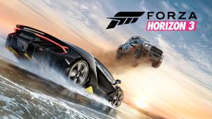 Forza Horizon 3 Art