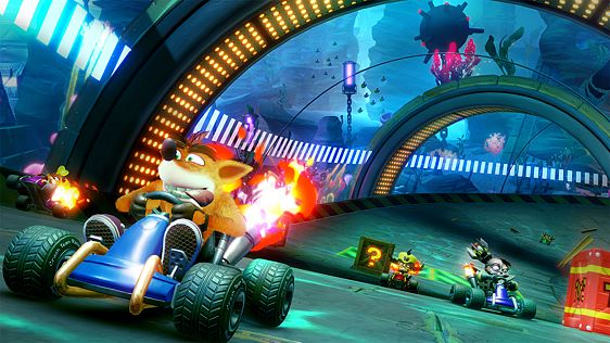 Crash™ Team Racing Nitro-Fueled - Nitros Oxide Edition screenshot 1