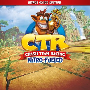 Crash™ Team Racing Nitro-Fueled - Nitros Oxide Edition Xbox One