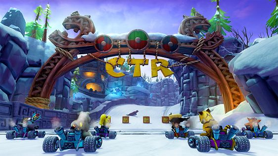 Crash™ Team Racing Nitro-Fueled - Nitros Oxide Edition screenshot 2