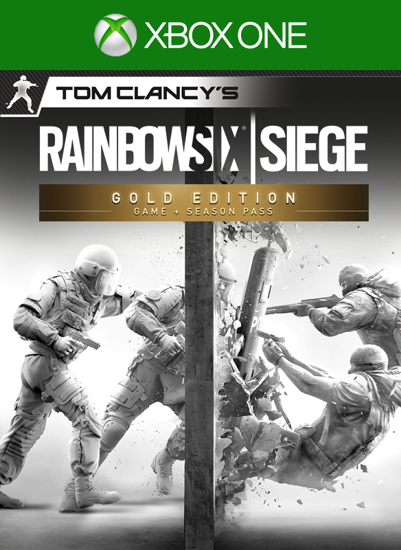Tom Clancy's Rainbow Six Siege Gold Edition