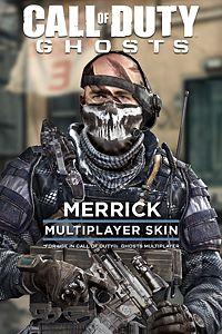 Call of Duty®: Ghosts - Personagem especial Merrick