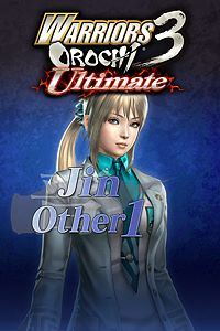 Carátula del juego WARRIORS OROCHI 3 Ultimate DW7 ORIGINAL COSTUME PACK 5