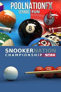 Pool Nation Snooker Bundle