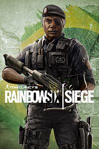 Carátula del juego Tom Clancy's Rainbow Six Siege: Capitão