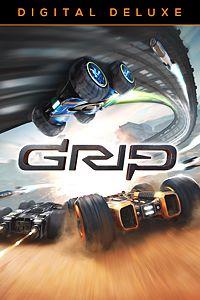 Carátula del juego GRIP Digital Deluxe