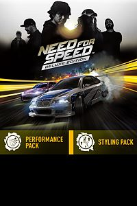 Carátula del juego Need for Speed Deluxe Upgrade