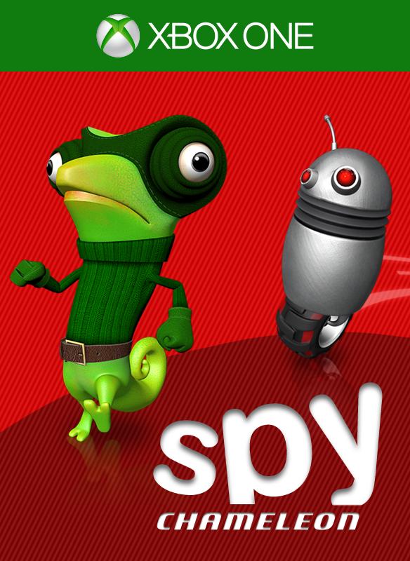 Spy Chameleon boxshot