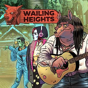 Wailing Heights Xbox One