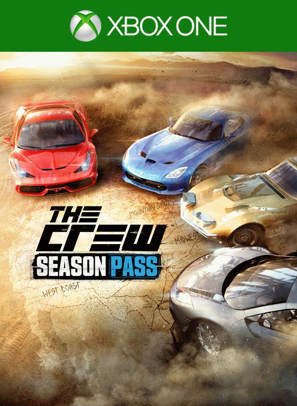 The Crew - Season Pass boxshot