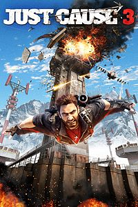 Carátula para el juego Just Cause 3 Ultimate Mission, Weapon and Vehicle Pack de Xbox 360