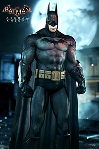 Skin Batman Arkham Original