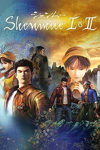Carátula para el juego Shenmue I & II de Xbox 360