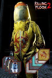 Carátula del juego Hazmat Suit Bundle
