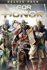 Carátula del juego FOR HONOR Digital Deluxe Pack