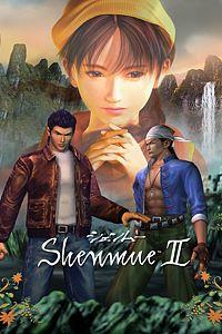 Carátula del juego Shenmue II