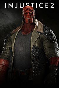 Carátula del juego Hellboy