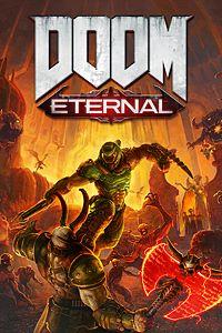 Carátula del juego DOOM Eternal Standard Edition