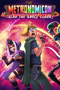 Carátula para el juego The Metronomicon: Slay the Dance Floor de Xbox 360