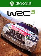 WRC 5 FIA World Rally Championship boxshot