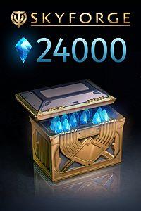Carátula del juego Skyforge: 24000 Argents